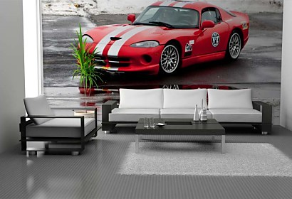 Fototapeta Car Dodge Viper 172