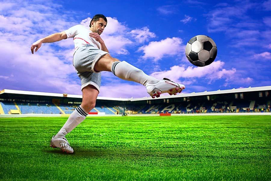 Tapeta Futbal
