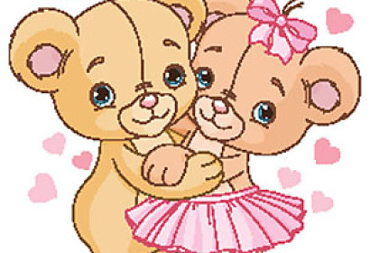 Fototapeta Teddy Bears 4694