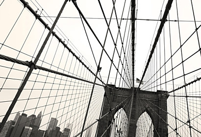 Tapeta Brooklyn Bridge USA 29269