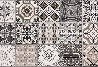 Fototapeta Portugal Ceramic Tiles 108637703