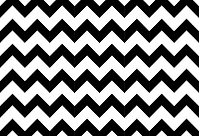 Tapeta Chevron Black White 63088094