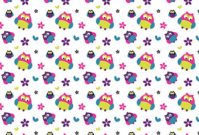 Tapeta Little owls ft-57898736